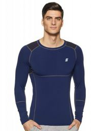 Amazon Brand - Symactive Mens Regular Active Base Layer Shirt