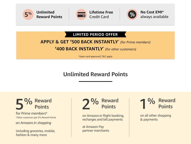 amazon pay credit card