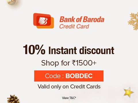 Bigbasket Babk of baroda Offer