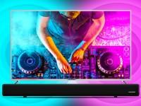 Blaupunkt 80cm (32 inch) HD Ready LED Smart TV with External Soundbar  (BLA32AS460) 2
