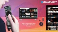 Blaupunkt 80cm (32 inch) HD Ready LED Smart TV with External Soundbar  (BLA32AS460) hybrid launcher
