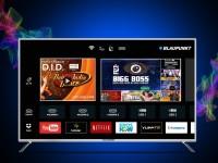 Blaupunkt 80cm (32 inch) HD Ready LED Smart TV with External Soundbar  (BLA32AS460) interface