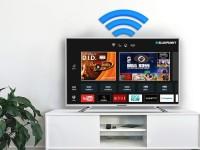 Blaupunkt 80cm (32 inch) HD Ready LED Smart TV with External Soundbar  (BLA32AS460) wifi