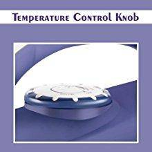 Eveready SI1400 1400-Watt Steam Iron temp control