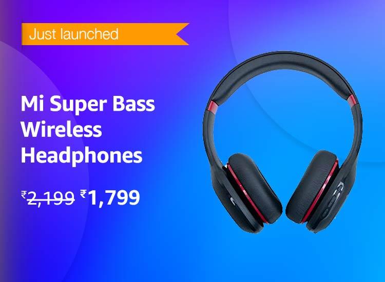 Mi headphones