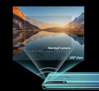 Vivo Z1 Pro Wide angle camera